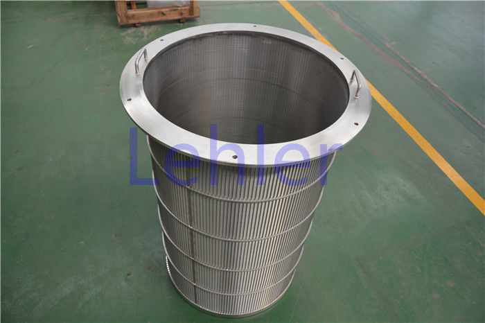 Stainless Steel Stainless Steel Filter Elements With Smooth Filtration Surface